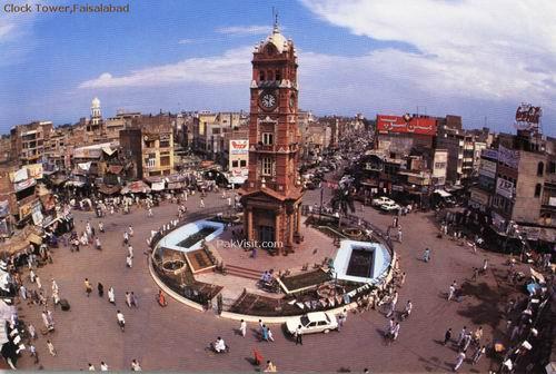 faisalabad city