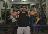 Salman Ahmed – An Underrated Muscleman From Lahore