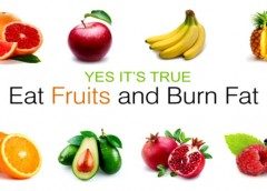 6 Best Fat Burning Fruits