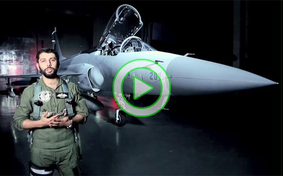 'THUNDER FROM BEYOND' – JF 17 Thunder (Promotional Documentary) Video