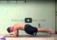 Killer Abs Workout (Video)
