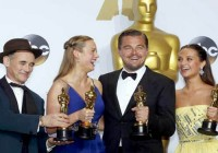 Oscars 2016: Leonardo DiCaprio Finally Wins His First Oscar for 'The Revenant'