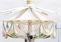 World's Largest Umbrella being Installed in Makkah Masjid-Al-Haram