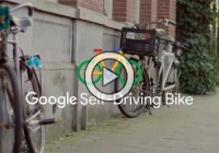 GOOGLE Introduces Self Driving Bicycle – Video