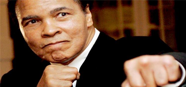 Muhammad Ali Boxer