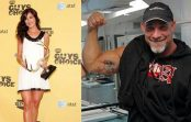 Wrestlers and Their Wives (25 Photos)