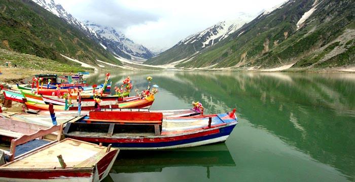 06-Saif ul Malook Lake