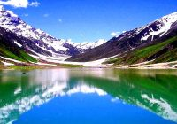 Saif ul Malook Lake (Photos & Information)