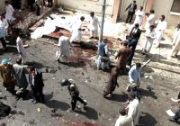 Quetta Civil Hospital Attack Killed Dozens in Bomb Blast