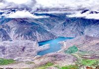 Beautiful Lulusar Lake of Kaghan Valley