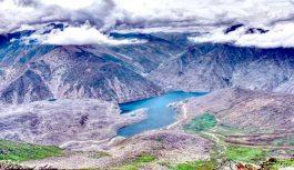 Beautiful Lulusar Lake of Kaghan Valley