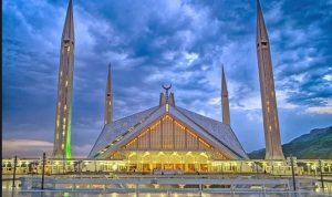 Beautiful Mosque Of Pakistan