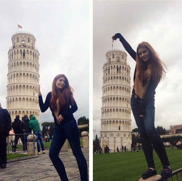 Momina is a wanderluster and she really loves to travel