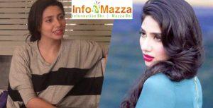 Mahira Khan With & Without Makeup