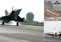 Motorway Lahore-Islamabad Closed for 'High Mark' PAF Exercise