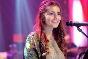 Momina Mustehsan grew up casually singing in front of an audience