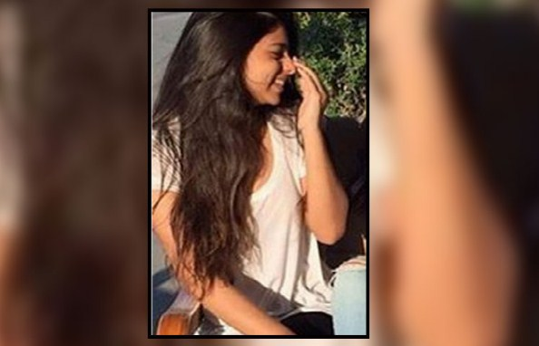 Suhana's viral beach pictures