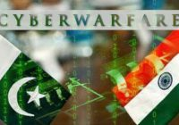 Cyber War Between India and Pakistan