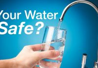 How To Make Water Safe And Healthy To Drink