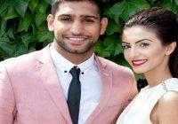 Boxer Amir Khan Finally Broke Up His Silence