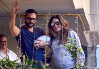Saif Ali Khan Newly Born Son Taimur is Treding on Twitter Due to His Name