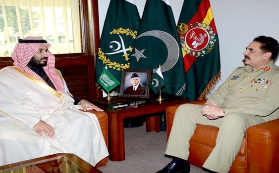Raheel Sharif Appointed as the Chief of Islamic Military Alliance