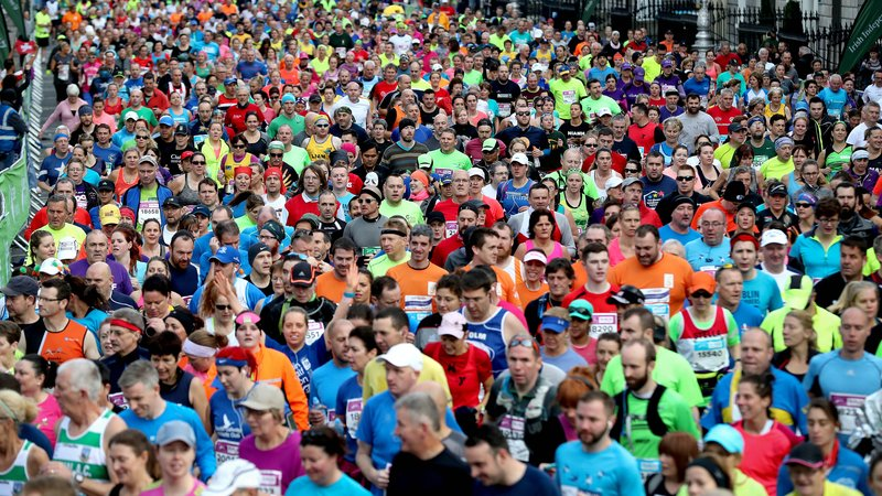 How artificial intelligence can reduce marathon times