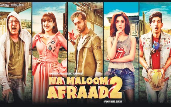 Must watch Na Maloom Afraad 2