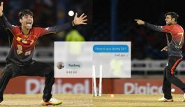 Shadab Khan Slid into a Pakistani Girl's DMs on Twitter and They Had the Most Awkward Conversation