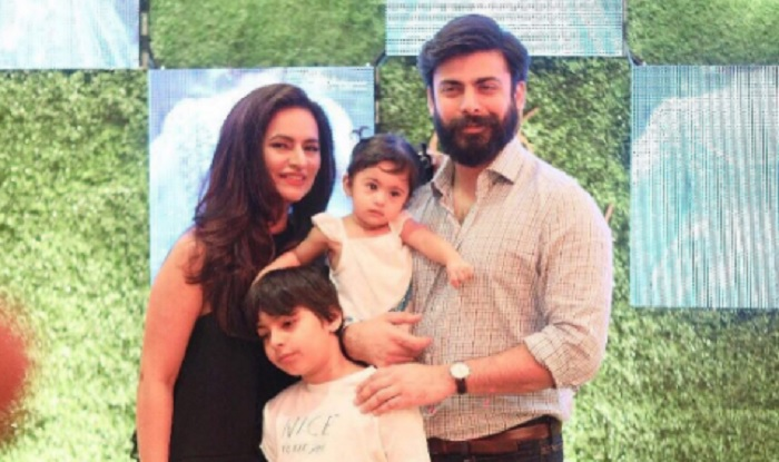 Fawad Khan's daughter Elayna makes first public appearance with the family