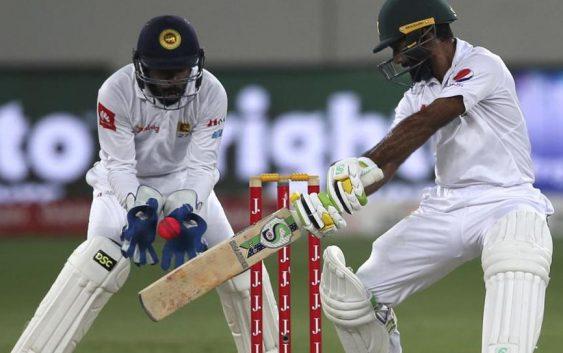 Pakistan lost Test series