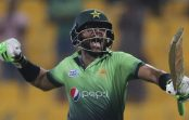 Imam-ul-Haq becomes only the second Pakistan batsman to score hundred on debut
