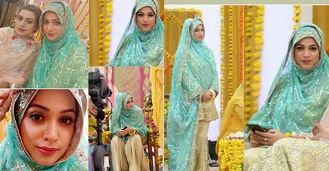 Noor Bukhari Started Hijab