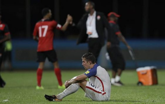 US Football team failed Fifa qualifying round 2018