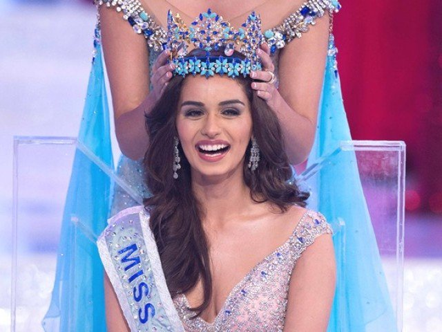 India's Manushi Chhillar bags Miss World title