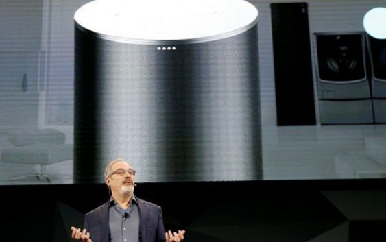 Google teams with Sony, Lenovo for smart speakers with touchscreens