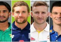 Ten emerging cricketers of 2017