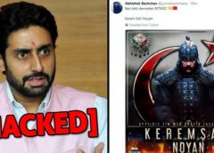 Abhishek Bachchan's Twitter Account Hacked By Pro-Pakistani Hackers