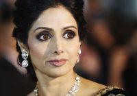 Beloved Bollywood actress Sridevi dead at 54