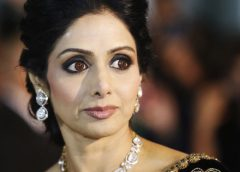 Beloved Bollywood actress Sridevi dead at 54