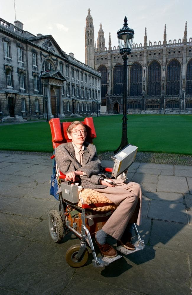 Iconic Physicist Stephen Hawking Dies At 76
