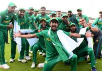 Some Amazing Facts About Pakistan's Cricket Team